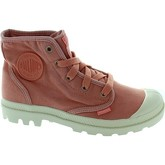Palladium  Pampa Hi  women's Low Ankle Boots in Pink