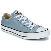 Converse  CHUCK TAYLOR ALL STAR OX  men's Shoes (Trainers) in Blue