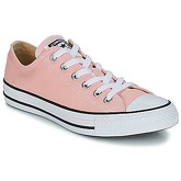 Converse  CHUCK TAYLOR ALL STAR OX  men's Shoes (Trainers) in Pink