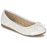 Moony Mood  VOHEMA  women's Shoes (Pumps / Ballerinas) in White