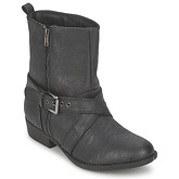 Timeless  PATRICIA  women's Mid Boots in Black