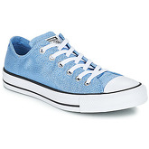 Converse  CHUCK TAYLOR ALL STAR OX  women's Shoes (Trainers) in Blue