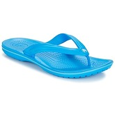 Crocs  CLASSIC FLIP  women's Flip flops / Sandals (Shoes) in blue