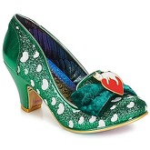 Irregular Choice  DREAM LOVER  women's Court Shoes in Green