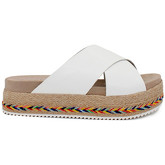London Rag  Sian  women's Sandals in White