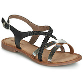 Kickers  ETHY  women's Sandals in Black