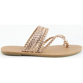 London Rag  Shirleigh  women's Sandals in Gold