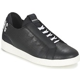 Bikkembergs  BEST 872 LEATHER  men's Shoes (Trainers) in Black