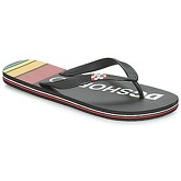 DC Shoes  SPRAY GRAFFIK M SNDL XKRY  men's Flip flops / Sandals (Shoes) in Black