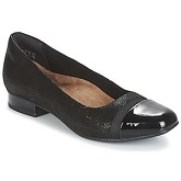 Clarks  KEESHA ROSA  men's Shoes (Pumps / Plimsolls) in Black