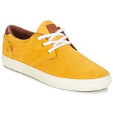 Globe  WILLOW  men's Skate Shoes (Trainers) in Yellow