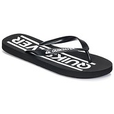 Quiksilver  JAVA WORDMARK M SNDL XKKW  men's Flip flops / Sandals (Shoes) in Black