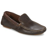 Timberland  HERITAGE DRIVER VENETIAN  men's Loafers / Casual Shoes in Brown