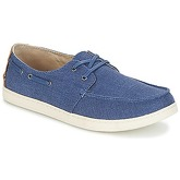 Toms  CULVER  men's Boat Shoes in Blue