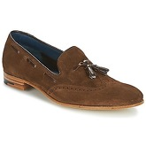 Barker  RAY  men's Loafers / Casual Shoes in Brown