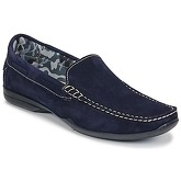 So Size  BEALO  men's Loafers / Casual Shoes in Blue
