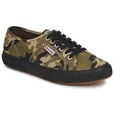 Superga  2750  men's Shoes (Trainers) in Green