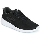 Umbro  DENFORD  men's Sports Trainers (Shoes) in Black