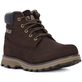 Caterpillar  FOUNDER ESPRESSO  men's Mid Boots in Brown