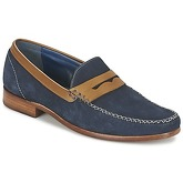 Barker  WILLIAM  men's Loafers / Casual Shoes in Blue