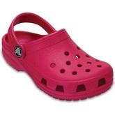 Crocs  204536 Sandals Kid Pink  men's Clogs (Shoes) in Pink