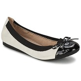 Moony Mood  VADOUMI  women's Shoes (Pumps / Ballerinas) in White
