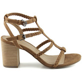 London Rag  Sadia  women's Sandals in Brown