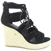 London Rag  Wynne  women's Sandals in Black