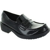 Rocket Dog  Tori Ramones Patent  women's Loafers / Casual Shoes in Black