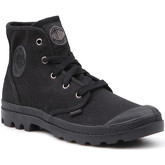 Palladium  Pampa HI 92352-060-M  women's Mid Boots in Black