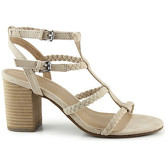 London Rag  Sadia  women's Sandals in Beige