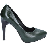 Fabi  courts leather AJ54  women's Court Shoes in Green