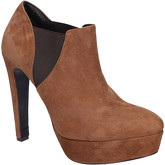 Fabi  ankle boots suede AK931  women's Low Boots in Brown
