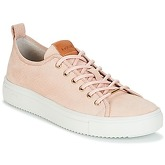 Blackstone  PL90  women's Shoes (Trainers) in Pink