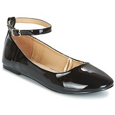 Moony Mood  GLAMAR  women's Shoes (Pumps / Ballerinas) in Black