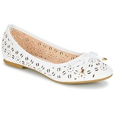 Wildflower  ASHINGTON  women's Shoes (Pumps / Ballerinas) in White