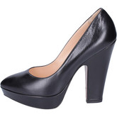 Fabi  Courts Leather  women's Court Shoes in Black