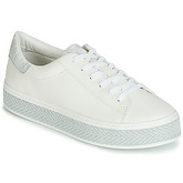S.Oliver  LILIPOTI  women's Shoes (Trainers) in White