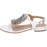 Apepazza  Sandals Patent leather  women's Sandals in White