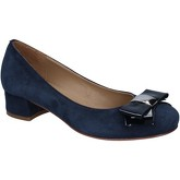 Calpierre  courts suede BZ729  women's Court Shoes in Blue
