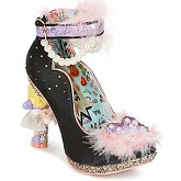 Irregular Choice  DAZZLE PANTS  women's Court Shoes in black