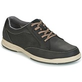 Clarks  STAFFORD PARK5  men's Shoes (Trainers) in Black