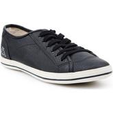 Kappa  Devito 241345-1111  men's Shoes (Trainers) in Black