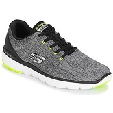 Skechers  FLEX ADVANTAGE 3.0  men's Trainers in Grey