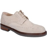 Fdf Shoes  elegant suede BZ343  men's Casual Shoes in Beige