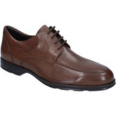 Today By Calpierre  TODAY by elegant leather AJ375  men's Casual Shoes in Brown
