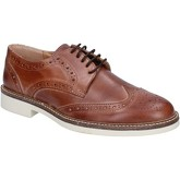 Salvo Ferdi  elegant leather BZ620  men's Casual Shoes in Brown