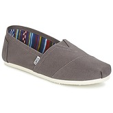 Toms  CLASSICS  men's Slip-ons (Shoes) in Grey