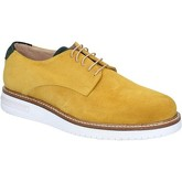 Fdf Shoes  elegantsuede BZ381  men's Casual Shoes in Yellow