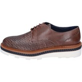 J Breitlin  Elegant Leather  men's Casual Shoes in Brown